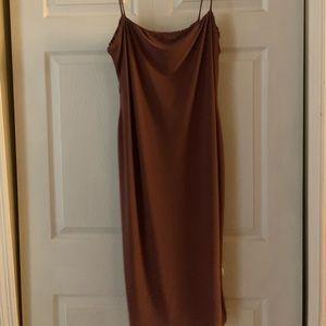 Fashion Nova Tank Dress. NWOT